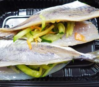 仙崎トロあじ 生寿司