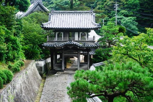 20160715_西円寺の山門