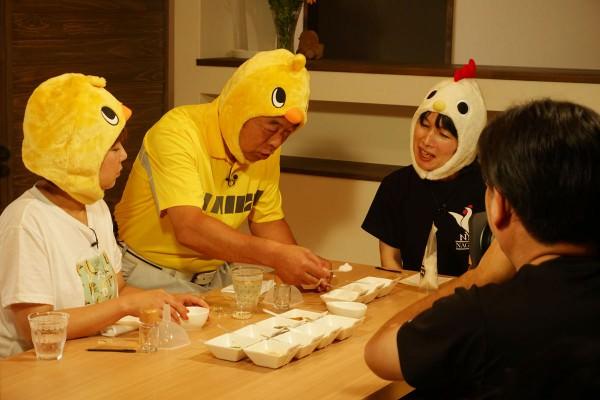 20170629_広島ホームテレビ_やきとり職人体験