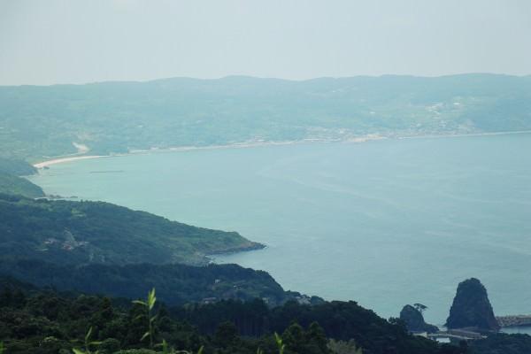 2017/07/31/東後畑棚田からの海の眺め