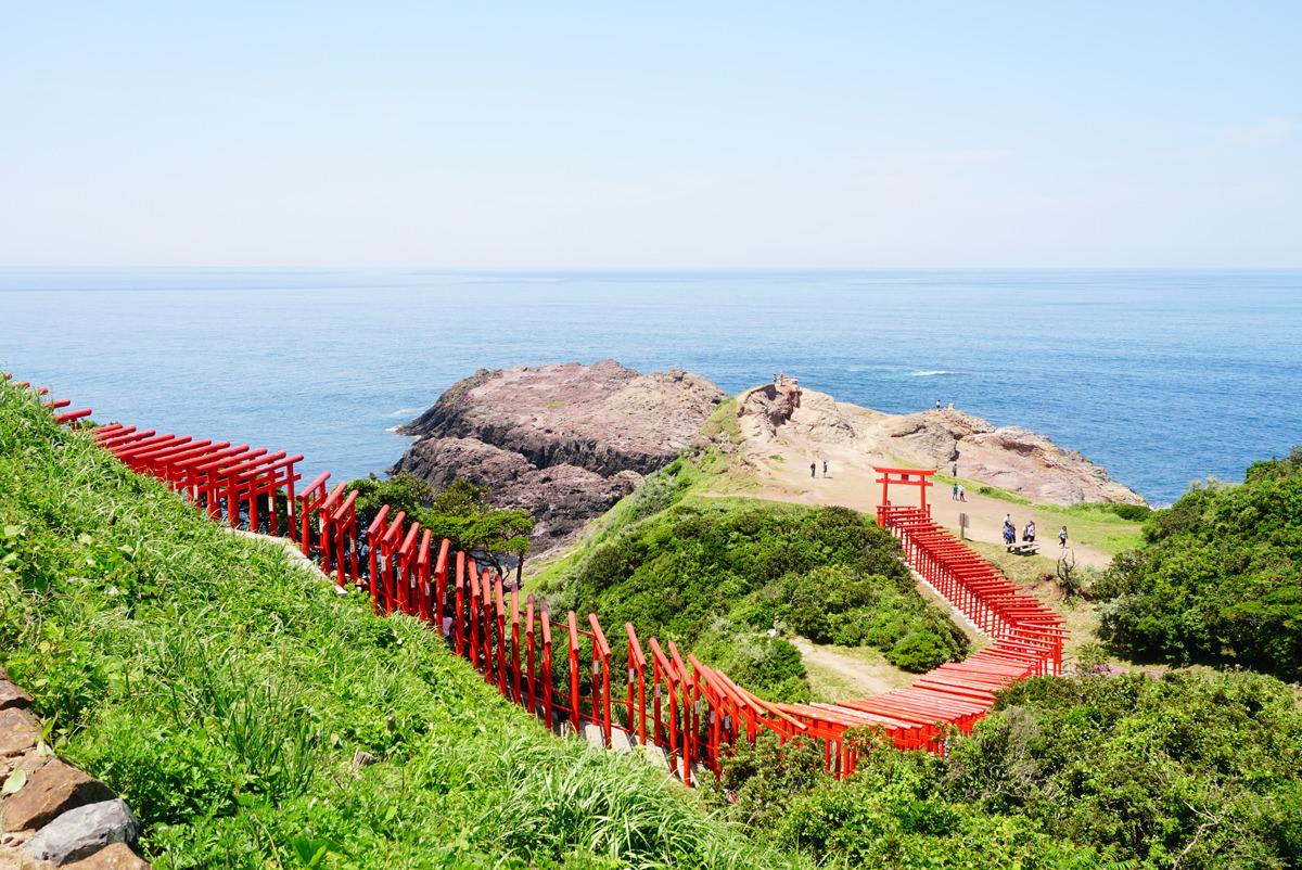 元乃隅神社|山口県長門市観光サイト ななび
