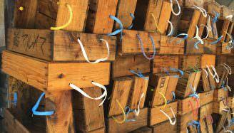 センザキッチンを作ろう② 木箱リメイクワークショップ