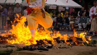 楊貴妃 炎の祭典